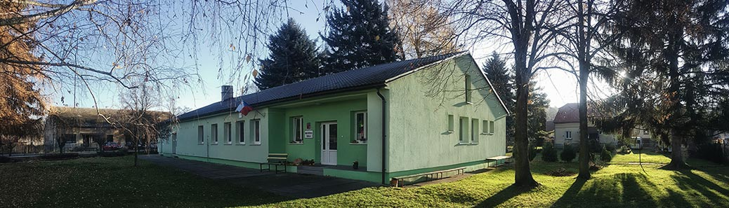 Školka po rekonstrukci